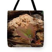 Raindrop Jewel Tote Bag