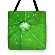 Raindrop Junction Tote Bag