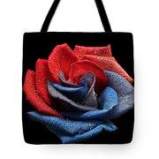 Raindrops On Rose Tote Bag