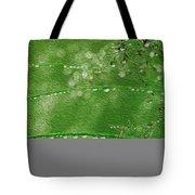 Rainkissed Tote Bag