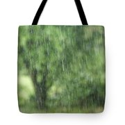 Rainfall Tote Bag