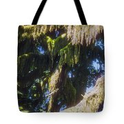 Rainforest Cover Tote Bag