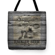 Rainier Beer Tote Bag