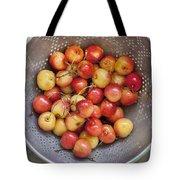Rainier Cherries Tote Bag