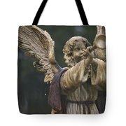 Raining Tears Tote Bag