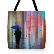 Rainman - Parallels Of Time Tote Bag