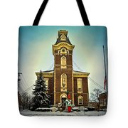 Raintree County Courthouse Tote Bag