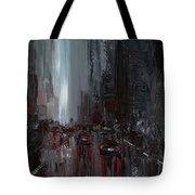 Rainy City. Part II Tote Bag