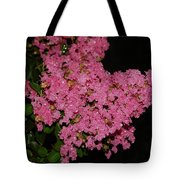 Rainy Day Blooms Tote Bag