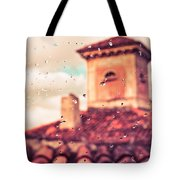 Rainy Day In Italy Tote Bag