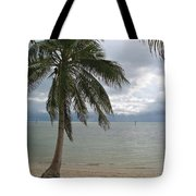 Rainy Day In Paradise Tote Bag