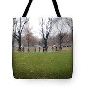 Rainy Day Mfa Tote Bag