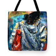 Rainy Day People #3 Tote Bag