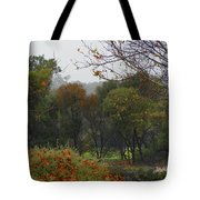 Rainy Forest Tote Bag