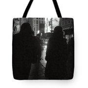 Rainy Night On Seventh - Duo Tote Bag