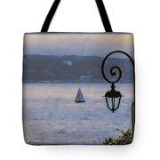 Rainy Sail Tote Bag