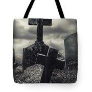 Raising The Dead Tote Bag