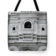 The Beautiful House Tote Bag