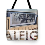 Raleigh At The Shimmer Tree Tote Bag