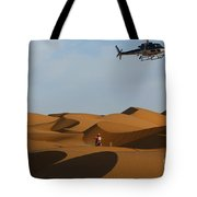 Rally Dakar Tote Bag
