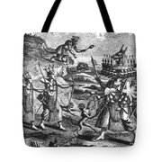 Rama, Seventh Avatar Of Vishnu Tote Bag