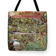 Rambles Through America Tote Bag