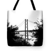 Rambling Through The Undergrowth Tote Bag