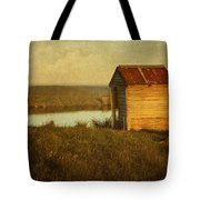 Ramshackle Tote Bag by Amy Weiss