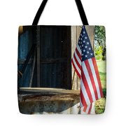 Ranch Flag Tote Bag