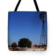Ranch Windmill Tote Bag