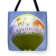 Randhurst Water Tower Tote Bag
