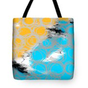 Random Thoughts Tote Bag by Ann Powell