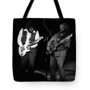 Randy And C.f. Rockin Out In Spokane In 1976 Tote Bag
