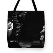 Randy And Blair 1976 Tote Bag