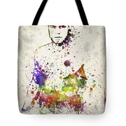 Randy Couture Tote Bag