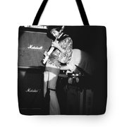 Randy Hansen 1978 Tote Bag