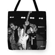Randy Hansen In Idaho 1978 Tote Bag