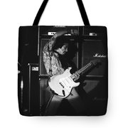 Randy Hansen Playing For Jimi 1978 Tote Bag