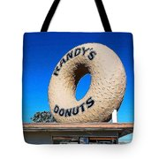 Randy's Donuts Tote Bag