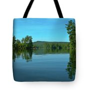 Range Pond 0050 Tote Bag