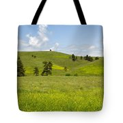 Rangelands Of Custer State Park Tote Bag