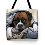 Ranger Danger Fresh Tote Bag by Stephanie McDowell