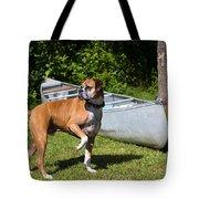 Ranger The Boxer Tote Bag