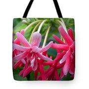 Rangoon Creeper Flower Tote Bag