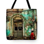 Rangoon's Colonial Remains Tote Bag