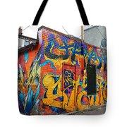 Rant Alley Tote Bag