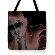 Rap Pitbull Tote Bag