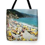 Rapallo Beach Tote Bag