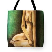 Raped And Torn Tote Bag