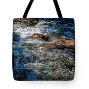 Rapids On The Gore Tote Bag